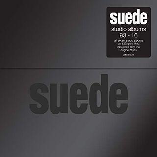 Suede - Studio Albums 93-16 (Coloured Vinyl) 10 LP