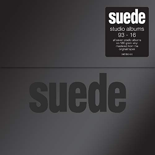 Suede - Studio Albums 93-16 (Coloured Vinyl) 10 LP