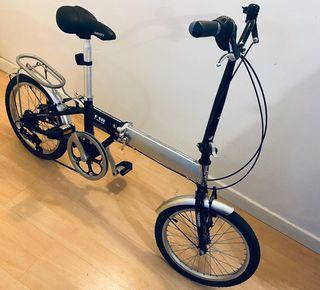 NUEVA Bicicleta plegable MONTY F18