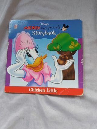 libro Mickey Mouse en inglés