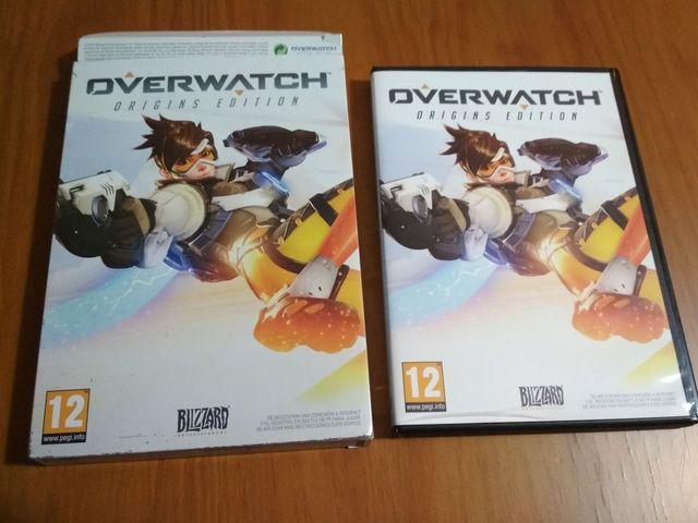 Overwatch Origins Edition PC