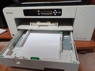 Impresora sublimación Ricoh Aficio SG 7100 dn