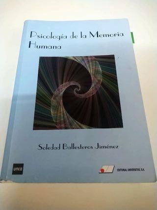 Psicología de la memoria Libro Uned