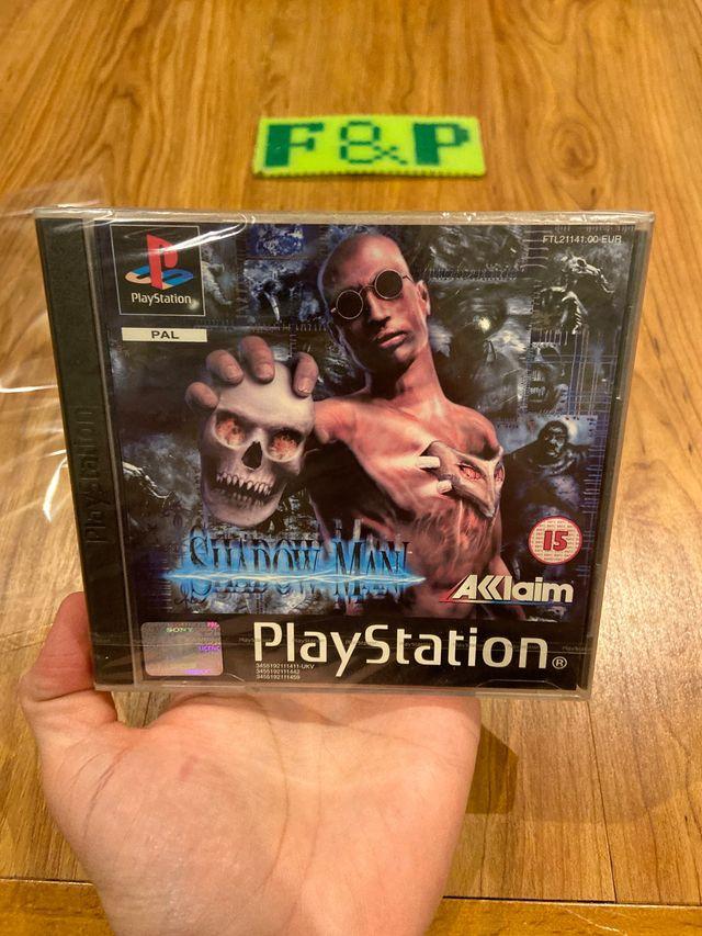 Shadow Man precintado playstation psx