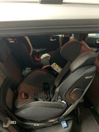 Silla de coche para bebés ISOFIX Recaro Zero 1
