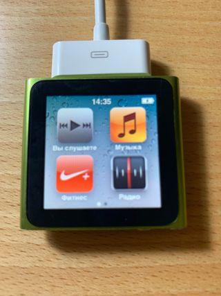 iPod nano 6 generación, 8Gb