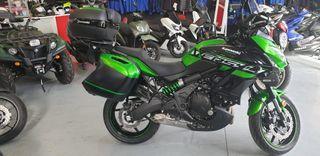 vendo Kawasaki versys 650 limitada modelos 2018 SE