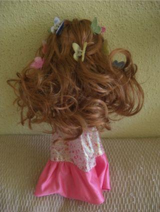 Muñeca tipo Barbie Sandra