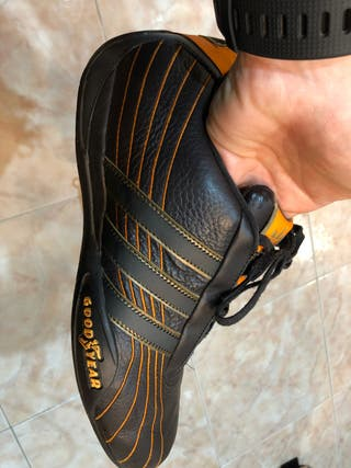 estilo máximo varios diseños tienda del reino unido Zapatillas adidas Goodyear de segunda mano en WALLAPOP