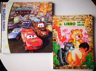 Cuentos infantiles, Cars, El libro de la Selva