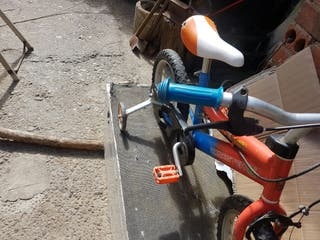 bici se niño