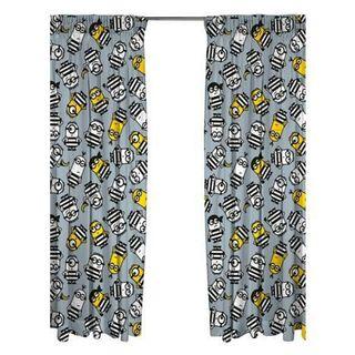 minion curtains