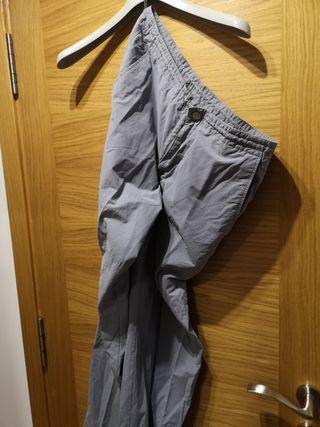 pantalón de tejido técnico, chico