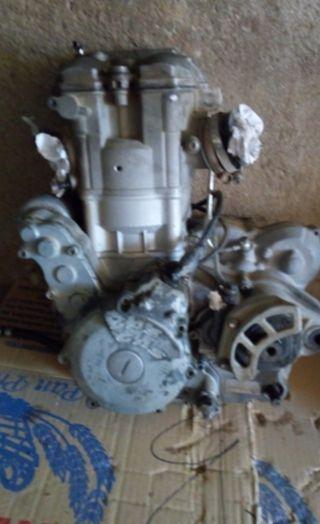 motor quad motor gas 450