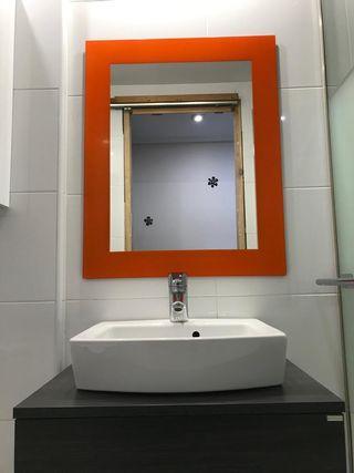 Conjunto de baño por reforma
