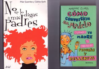 Pack libros chicas