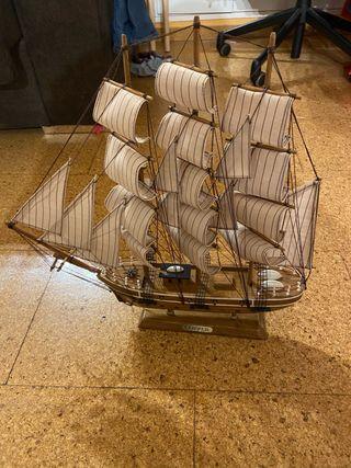 Maqueta de velero Clipper