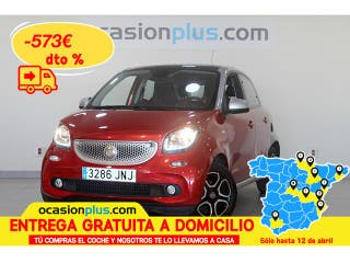 Smart ForFour 52 Passion 52kW (71CV)
