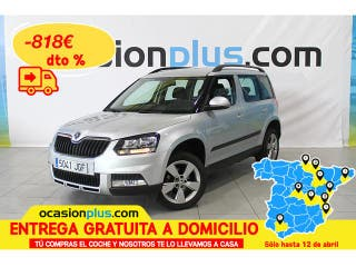 Skoda Yeti 1.2 TSI Outdoor Ambition 77 kW (105 CV)