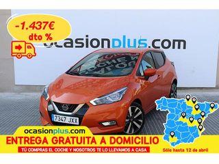 Nissan Micra 1.5 dCi Tekna 66 kW (90 CV)