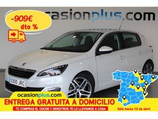 Peugeot 308 2.0 BlueHDI Allure EAT6 110 kW (150 CV)