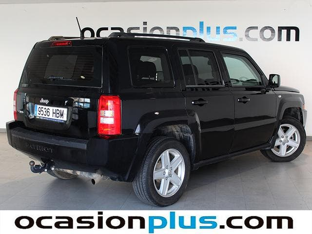 Jeep Patriot 2.0 CRD Limited 120 kW (163 CV)
