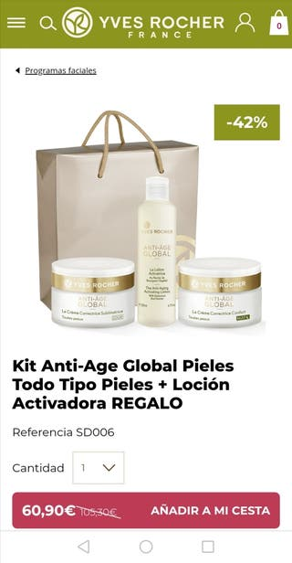 tratamiento age global