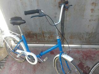 bicicleta clasica de paseo