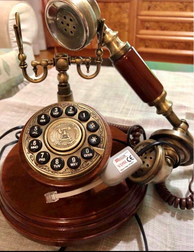 Teléfono Vintage ocasion!!