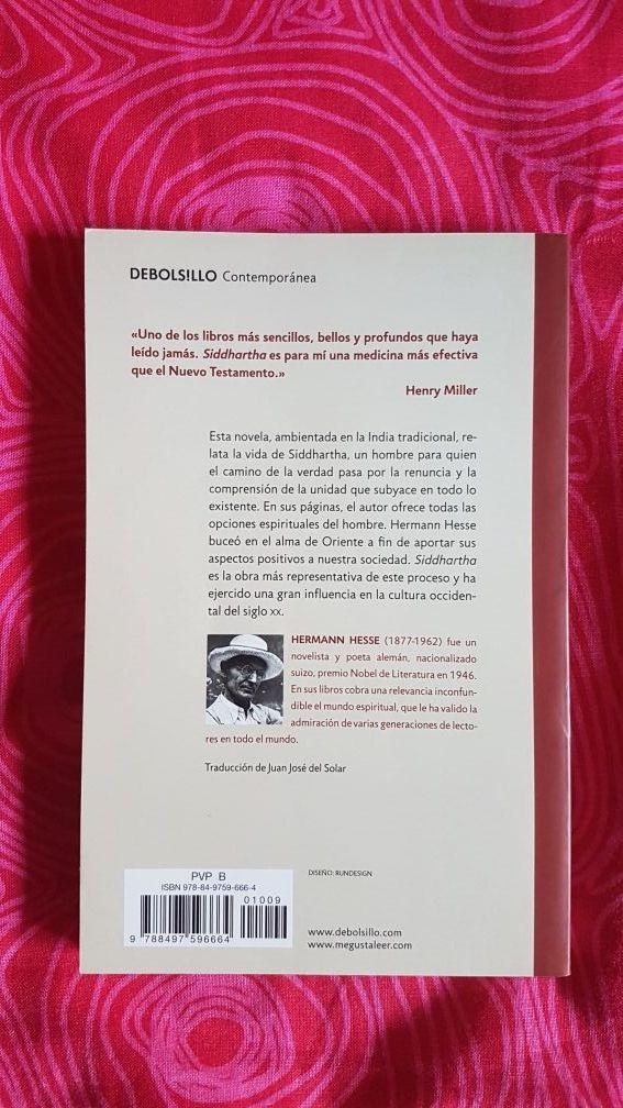 Novela Siddhartha