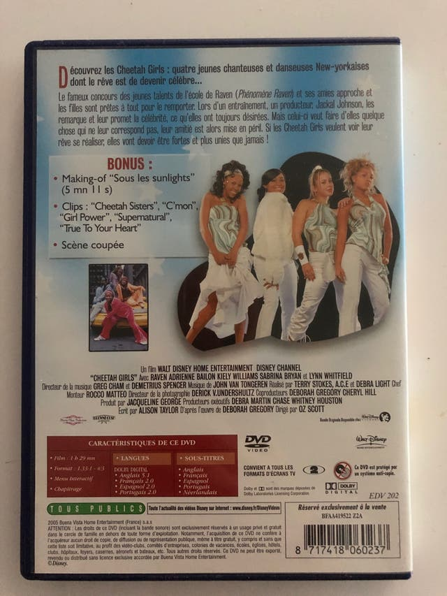 Film cheetah girls