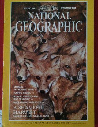National Geographic Colección 74 vols