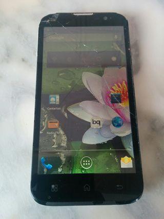 Teléfono móvil bq Aquaris 5.0