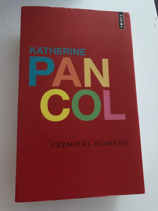 Livre Katherine Pancol
