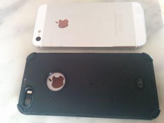 Teléfono móvil iPhone 5 y 5s