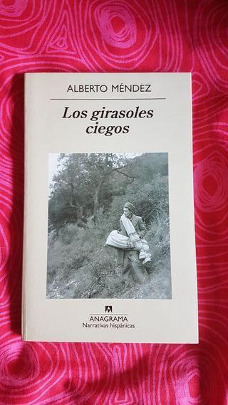 Libro Los girasoles ciegos