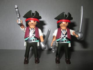 Playmobil. Pirata Duo-Pack.