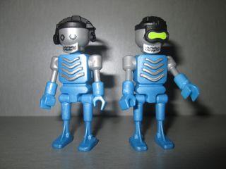 Playmobil. Robot.