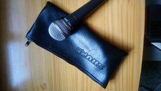 Micrófono SM Shure 58