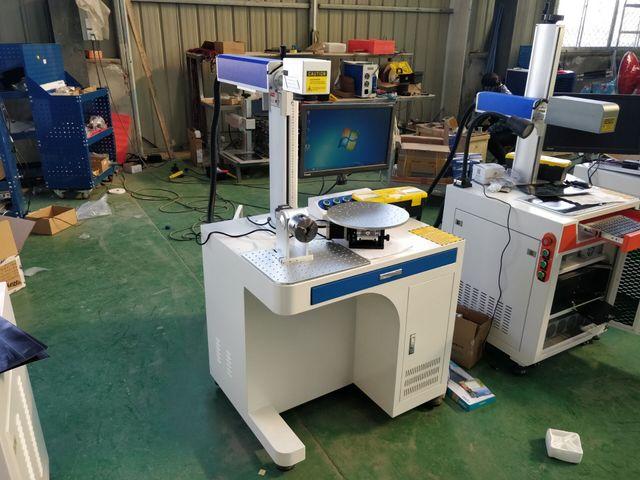 Maquina marcadora por laser 30W