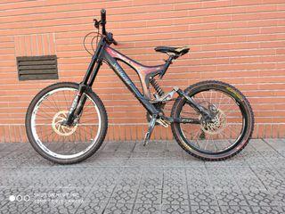Bicicleta specialized FSR 2005