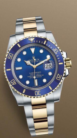 Rolex Submarine Date Oro