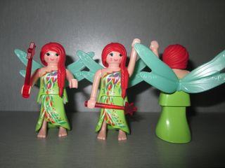 Playmobil. Hada Del Bosque.