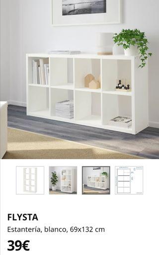 estantería /librería IKEA