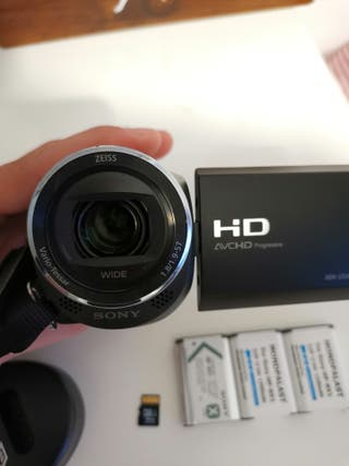 Cámara de Vídeo Sony 9.2 mega pixeles HD