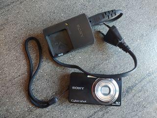 Cámara de fotos, Sony DSC W350, 14.1Mp