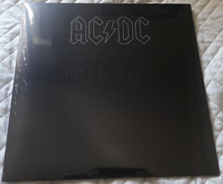 Disco de vinilo ACDC