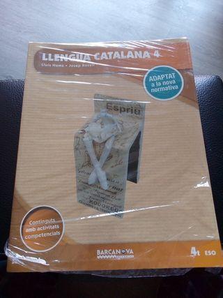 LLENGUA CATALANA 4 llengua catalana y literatura