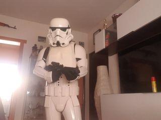 Stormtrooper para amenizar fiestas