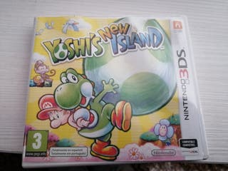 yoshi island nintendo 3ds